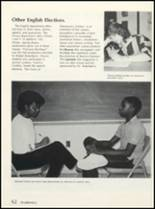 1985 High Point High School Yearbook Page 66 & 67