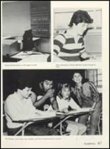 1985 High Point High School Yearbook Page 70 & 71