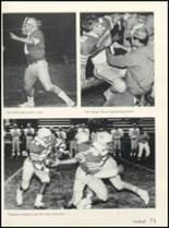1985 High Point High School Yearbook Page 78 & 79