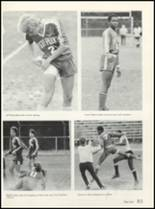 1985 High Point High School Yearbook Page 86 & 87