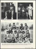 1985 High Point High School Yearbook Page 108 & 109