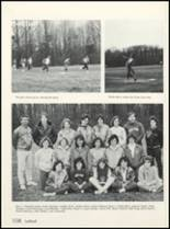 1985 High Point High School Yearbook Page 112 & 113
