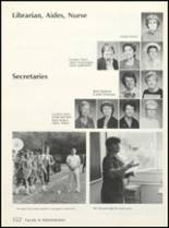 1985 High Point High School Yearbook Page 126 & 127