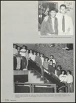 1985 High Point High School Yearbook Page 130 & 131