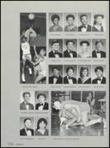 1985 High Point High School Yearbook Page 136 & 137