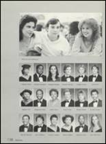 1985 High Point High School Yearbook Page 142 & 143