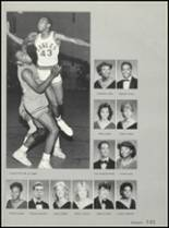 1985 High Point High School Yearbook Page 146 & 147