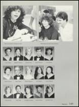 1985 High Point High School Yearbook Page 152 & 153