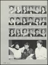 1985 High Point High School Yearbook Page 154 & 155