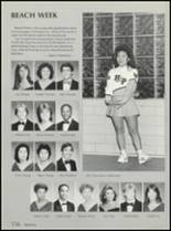 1985 High Point High School Yearbook Page 160 & 161