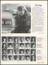 1985 High Point High School Yearbook Page 168 & 169