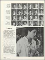 1985 High Point High School Yearbook Page 170 & 171