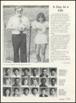 1985 High Point High School Yearbook Page 174 & 175