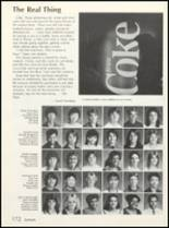 1985 High Point High School Yearbook Page 176 & 177