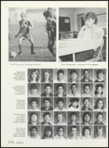 1985 High Point High School Yearbook Page 180 & 181