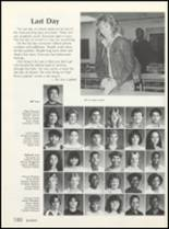 1985 High Point High School Yearbook Page 184 & 185