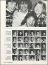 1985 High Point High School Yearbook Page 188 & 189