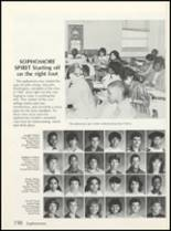 1985 High Point High School Yearbook Page 202 & 203