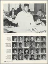 1985 High Point High School Yearbook Page 204 & 205