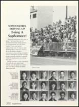 1985 High Point High School Yearbook Page 206 & 207