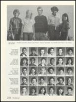 1985 High Point High School Yearbook Page 212 & 213