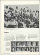 1985 High Point High School Yearbook Page 214 & 215