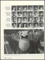1985 High Point High School Yearbook Page 216 & 217