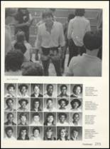 1985 High Point High School Yearbook Page 218 & 219