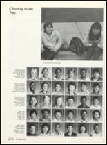 1985 High Point High School Yearbook Page 220 & 221