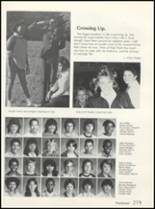 1985 High Point High School Yearbook Page 222 & 223