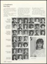 1985 High Point High School Yearbook Page 226 & 227