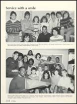 1985 High Point High School Yearbook Page 238 & 239