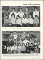 1985 High Point High School Yearbook Page 240 & 241