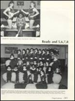1985 High Point High School Yearbook Page 244 & 245