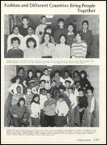 1985 High Point High School Yearbook Page 248 & 249