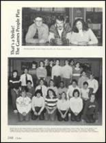 1985 High Point High School Yearbook Page 252 & 253