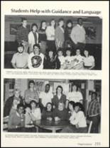 1985 High Point High School Yearbook Page 258 & 259