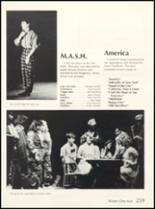 1985 High Point High School Yearbook Page 262 & 263