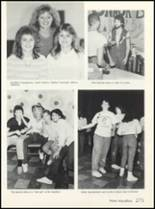 1985 High Point High School Yearbook Page 278 & 279