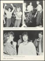 1985 High Point High School Yearbook Page 280 & 281