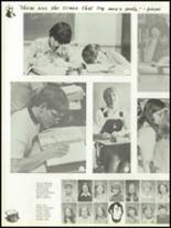 1976 Lincoln High School Yearbook Page 42 & 43