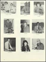 1977 Moses Lake High School Yearbook Page 16 & 17