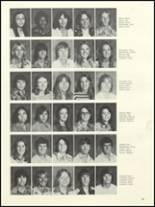 1977 Moses Lake High School Yearbook Page 54 & 55