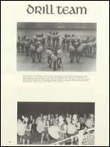 1977 Moses Lake High School Yearbook Page 114 & 115