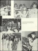 1977 Moses Lake High School Yearbook Page 124 & 125