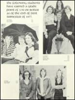 1977 Moses Lake High School Yearbook Page 184 & 185