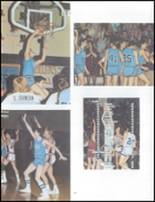 1986 Neche High School Yearbook Page 16 & 17