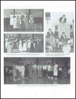1986 Neche High School Yearbook Page 20 & 21