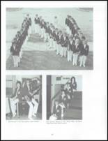 1986 Neche High School Yearbook Page 22 & 23