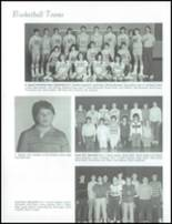 1986 Neche High School Yearbook Page 30 & 31